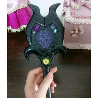 現貨🌸*睡美人黑魔女梅瑟菲梳子🌸日本迪士尼代購🌸正版