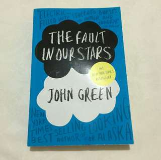 (SALE!!!!!) The Fault in Our Stars