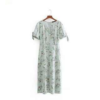 Zara ins dress