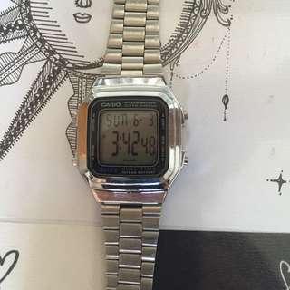 Casio 跳字手錶 price down!