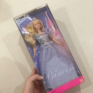 Barbie Princess VINTAGE ! 90's barbie ori