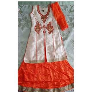 Indain 4 sets dress