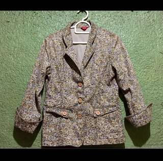 Preloved Blazer with High Quality Fabric
