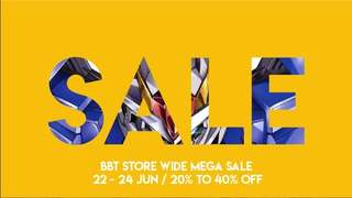 BBT BW MEGA SALE 22TH JUNE TO 24TH JUNE