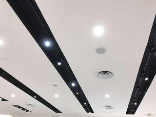 False ceiling/partition