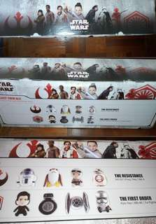 🚚 Star Wars LIMITED EDITION