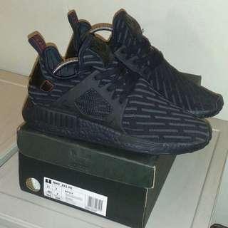 "Adidas nmd XR1 ""triple black."