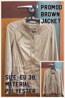 Promod Tan Jacket