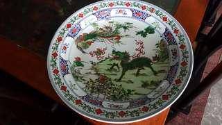 Plate vintage.
