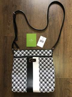 Authentic Kate Spade Penn Place Keisha Crossbody