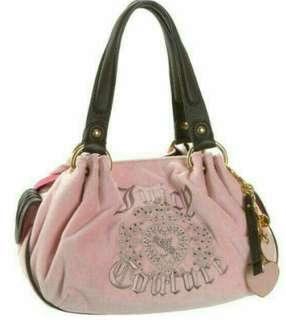 Juicy couture satchel