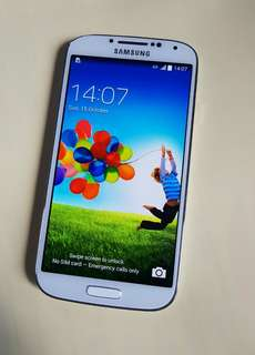 Samsung Galaxy S4 4g lte open line with acesress