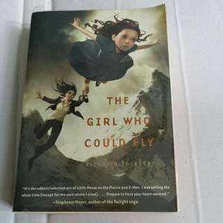 Book~The Girl Who Could Fly