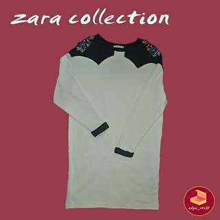 ELEGANT DRESS-ZARA COLLECTION