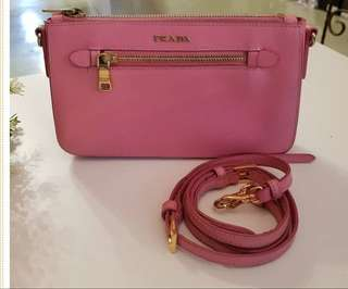 Prelove Authentic Prada Sling Bag