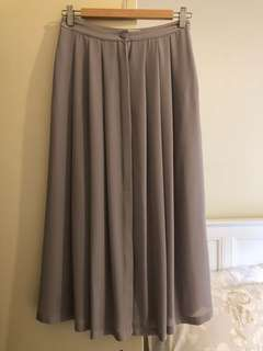 Reiss skirt, sz8, long length, bought 360aud.
