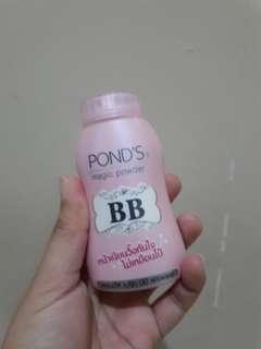 NEW - ponds bb powder original