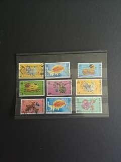 B12 Hong Kong Stamps