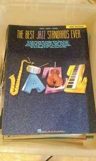 The Best Jazz Standards Ever (Hal Leonard)