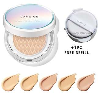 Laneige BB Cushion Pore Control SPF50+/PA+++