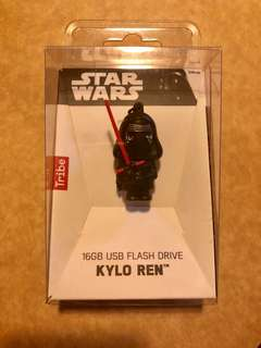 STAR WARS KYLO REN 16GB USB FLASH DRIVE