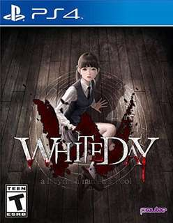 PS4 White Day