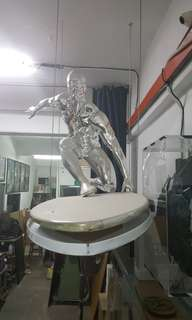 Silver surfer life size