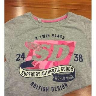 Superdry 不一樣 t-shirt