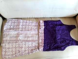 Set Batik Cap