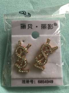 Preloved earrings