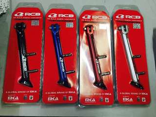 Rcb new alloy size stand  Long: 210 Color : blue , black ,red , gold , silver