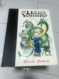 The Art Of Usagi Yojimbo Author: Stan Sakai