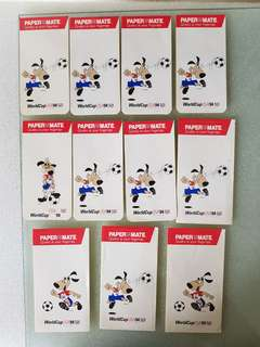 World cup USA94 STICKERS