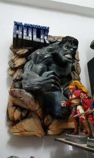 Gray hulk rasin recast