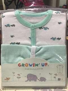 Brand New - 2pcs Baby Apparels (FREE POSTAGE)