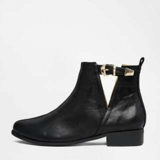 Daisy street ankle boots