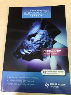 Philip Allan Literature Guide Animal Farm