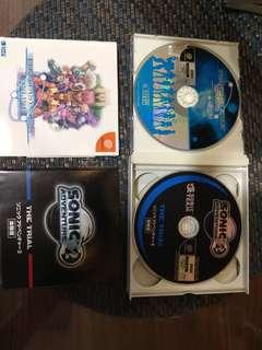 Dreamcast Phantasy Star Episode 1&2 (Japanese)