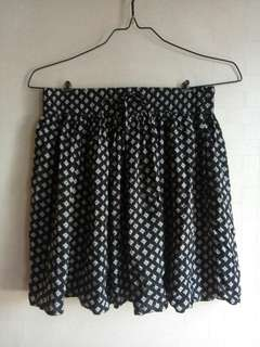 Mango Patterned Skirt