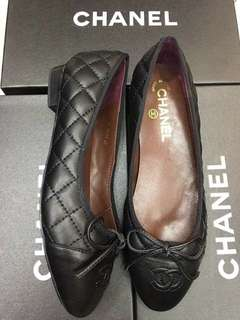 Auth quality Chanel Ballerina Flats