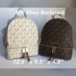 Rhea Backpa k