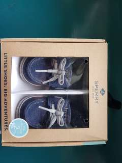 Sperry Bahama Boat Shoes for Babies