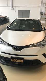 TOYOTA C-HR 1.2S-T A