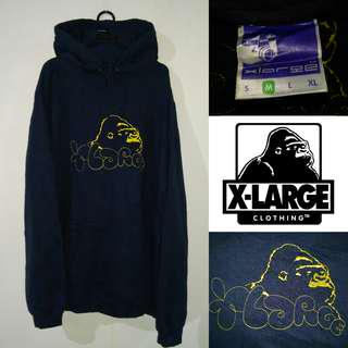 XLarge Japan Pullover Hoodie Size M Oversized .