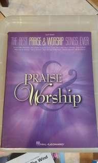 Easy Piano Praise & Worship