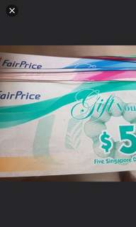 Wts or trade NTUC Vouchers