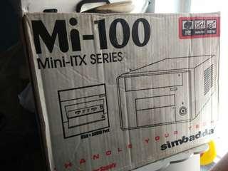 Power Supply Merk Simbadda MI - 100 MINI - ITX SERIES