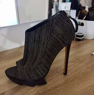 CAMILLA SKOVGAARD cut out boots GENUINE As New