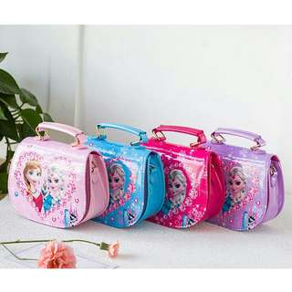 Cute Frozen Kids Handbag (Free Postage)