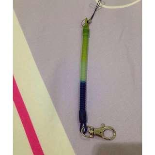 Lanyard, Keychain, Springy string #KayaRaya
